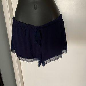 like new Gap Body black lace shorts (6/$14)